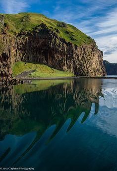 heimaey, vestmannaeyjar, iceland.