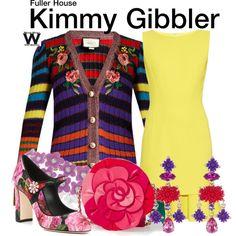 7106c6fac1dc Inspired by Andrea Barber as Kimmy Gibbler on Fuller House Fuller House