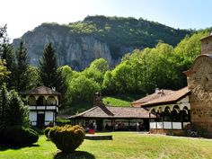 XIV century Poganovo Monastery, legacy of Serbian nobleman Konstantin Dragaš. #Serbia