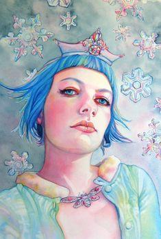 A incrível paleta de Tracy Lewis