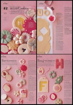 spritz cookies for christmas