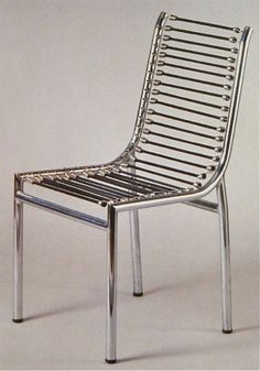 René Herbst Sandows Chair 1930