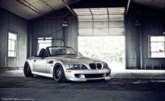 sucksqueezebangblow: BMW M-Roadster - Fluid MotorUnion