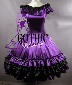 omg this dress is to cute!!...i dun kno about for a wedding tho...