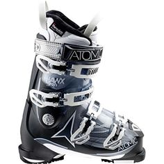 Atomic Womens Hawx 2.0 90 Alpine Ski Boots BLUE / BLACK 23.5 - http://outdoorprosports.com/atomic-womens-hawx-2-0-90-alpine-ski-boots-blue-black-23-5/