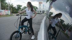 Bersepeda di Citra Land (6/5/2020). Foto : Aldiasladika/kendariinfo #Olahraga #Sepeda #Kendari #CitraLand #Sepedalipat