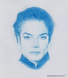 Michael Jackson by apapermoon7 on DeviantArt