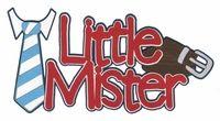 Little Mister Laser Die Cut