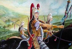 Some of the earliest warriors on horseback were women from the present-day Crimean peninsula! Such a cool read.