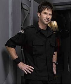 John Sheppard played by Joe Flanigan