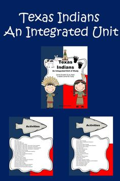 This is a wonderful resource for teaching Texas Indians! All activities are aligned with the TEKS! Enjoy! Julie