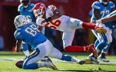 Chiefs Derrick Johnson has redefined the evolution of middle linebackers