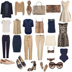 Leopard-accent capsule wardrobe by marcuajim on Polyvore featuring мода, Boohoo, Chicwish, Forever New, Uniqlo, Dorothee Schumacher, Closed, Equipment, Monsoon and Acne Studios