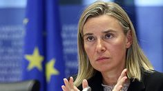 """European Union foreign policy chief Federica Mogherini strongly condemned Israel's so-called """"Regularization Law"""", which retroactively legalizes the expropriation of privately owned Palestinian land. Nuclear Force, African States, Camping For Beginners, Best Cryptocurrency, English News, Foreign Policy, Iran, Ankara, Entertainment"""