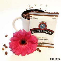 Win a Free Month of Bean Box Coffee + Pair of Rip van Wafels! http://gvwy.io/encjx8z