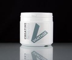 Vantage Creatine is the purest Creatine Monohydrate powder available and is the most widely used performance supplement in the world. Creatine Monohydrate is a research proven, safe and effective product.  It is formed from the amino acids Arginine, Glycine and Methionine. Creatine is produced naturally in the body by the liver, pancreas and kidneys. It is also found in foods such as red meat, pork, tuna, salmon and herring.