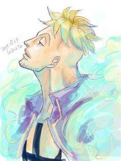 Marco the Phoenix | One Piece