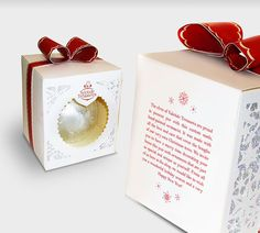 Yuletide Treasures (Student Project) on Packaging of the World - Creative Package Design Gallery