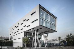 Nestlé Waters Beirut Headquarters / Bernard Mallat Architects + Walid Zeidan