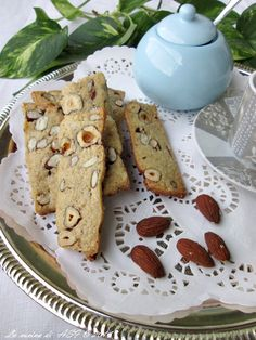 Biscuits, Italy Food, Sweets Recipes, No Cook Meals, French Toast, Deserts, Food And Drink, Pudding, Yummy Food
