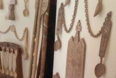 simona-serbanescu Wood Carving, Candle Sconces, The Creator, Dan, Wall Lights, Popular, Tableware, Home Decor, Wood Carvings