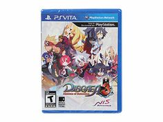 Disgaea 3: Absence of Detention PS Vita Games NIS America