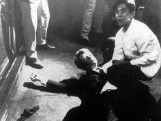 June 6, 1968 — Assassination of Robert F. Kennedy
