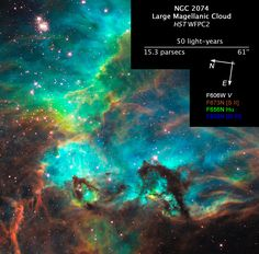 Pillars of Creation: Womb of Stars   Hip to be…