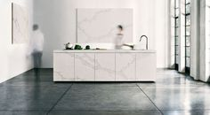 Calacatta Nuvo 5131 inspired by natural Calacatta marble