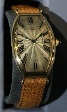 Cartier Tonneau watch - 1911