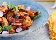 Grilled Harissa Shrimp - Bon Appétit