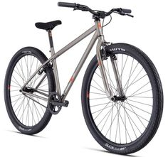 THE COMMENCAL UPTOWN MAXMAX 29 IS A SIMPLE, AFFORDABLE CITY BIKE BUILT LIKE A MOUNTAIN BIKE