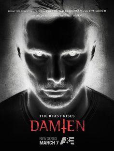 Damien - Saison 1 VOSTFR bon c'est l'antéchrist ou pas, pour l'instant il chouine pas mal