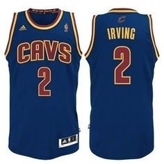 90fecce88  Kyrie  Irving Cleveland Cavaliers Dark Blue Swingman  Jersey-13.88 http