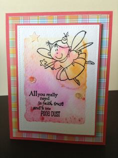 Rubberneckers stamp card by Melodie Fairburn