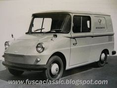 VW Fridolin, another prototype