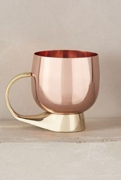 Anthropologie Moscow Mule Mug #anthrofave #anthropologie