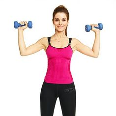 A Fat-Melting Workout From Maria Menounos - Crunched for time but still want to squeeze in a sweat session? In this video, Maria Menounos, author of Every Girl's Guide to Diet and Fitness, shows you how to do a speedy, 7-move exercise routine. Do this circuit two to three times to get a great workout in less than 20 minutes.