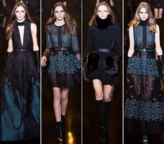 fashion week 2016 | ... Fall/Winter 2015-2016 Collection - Paris Fashion Week | Fashionisers