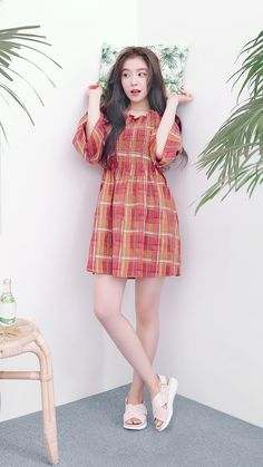 Post with 253 views. Red Velvet アイリーン, Red Velvet Irene, Kpop Fashion, Korean Fashion, Fashion Outfits, Womens Fashion, Seulgi, Korean Girl, Asian Girl