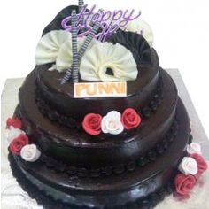 Black Forest Cake Cake Delivery in Bangalore Pinterest Cake