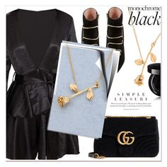 """ReyaJewelry"" by selmir ❤ liked on Polyvore featuring Gucci and Guerlain"