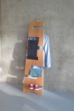 Items similar to - Clothes Ladder, Valet Stand.