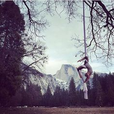 Dreaming of hanging out with @danafoltz at Yosemite what a view!