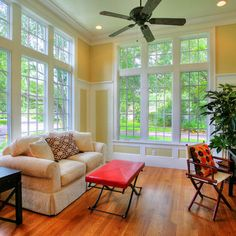 Full View Windows With Transom For Great Room Kitchen Combination Design, Pictures, Remodel, Decor and Ideas - page 14