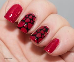 Lacky Corner: The Nail Challenge Collaborative presents: Candy & Sweets # 3