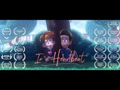awesome  In a Heartbeat - Animated Short Film