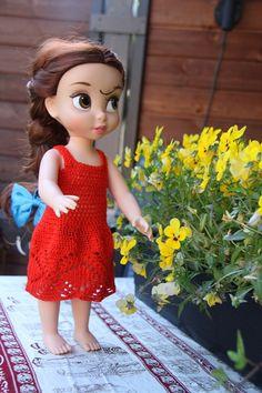 Belle's new dress