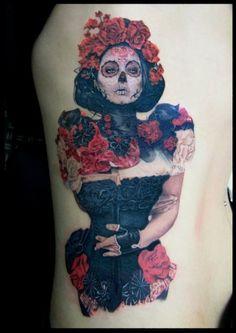 David Corden / tattoo