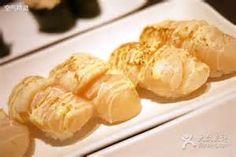 Pan-seared scallops from Genki Sushi